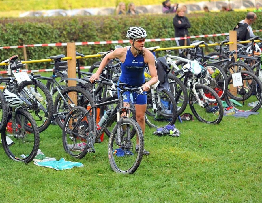Mendener Cross Triathlon 2014