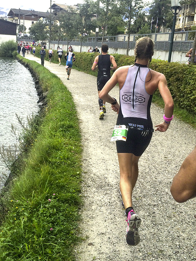IRONMAN 70.3 Zell Am See 2014
