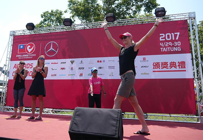 Sieg Bei Der CHALLENGE Taiwan 2017