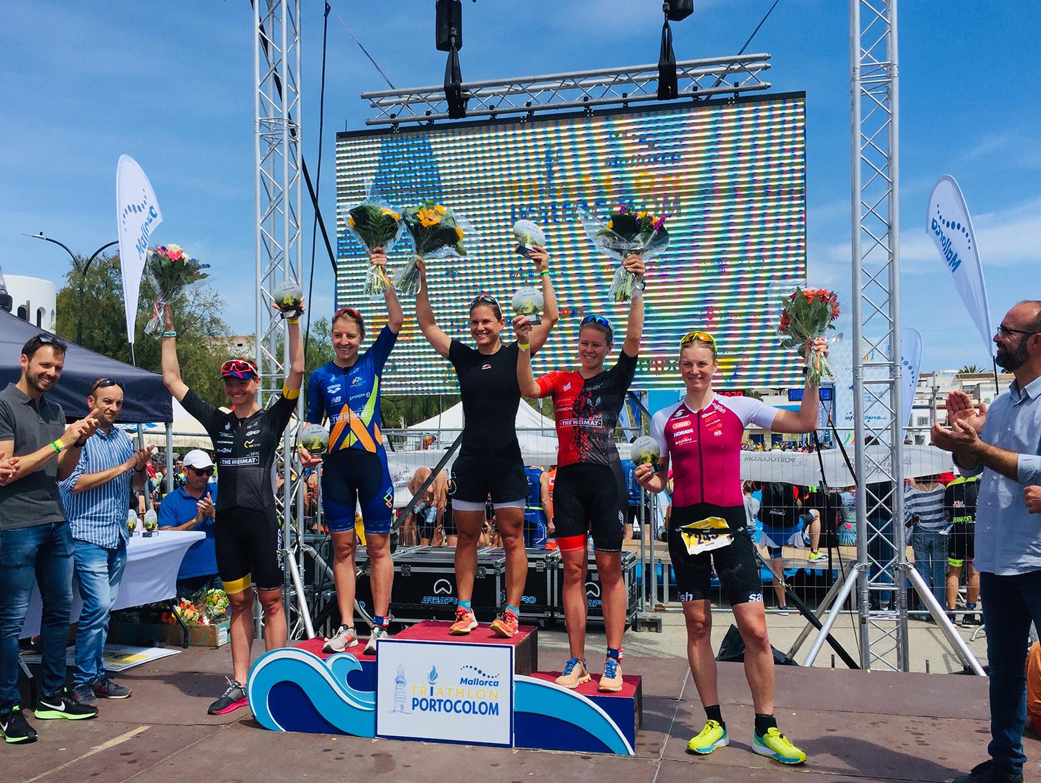 Triathlon Portocolom 2019, Mallorca