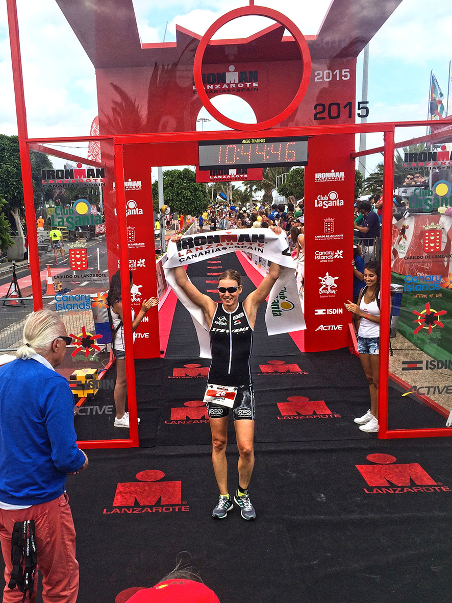 IRONMAN Lanzarote 2015 – Platz 5, Photo: Ingo Kutsche