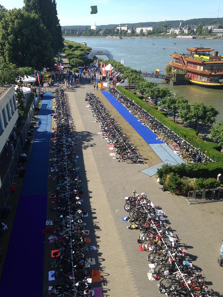 Bonn-Triathlon 2015