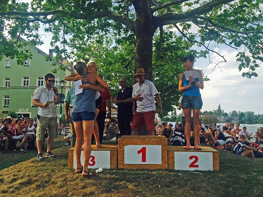 Siegerehrung In Kitzingen