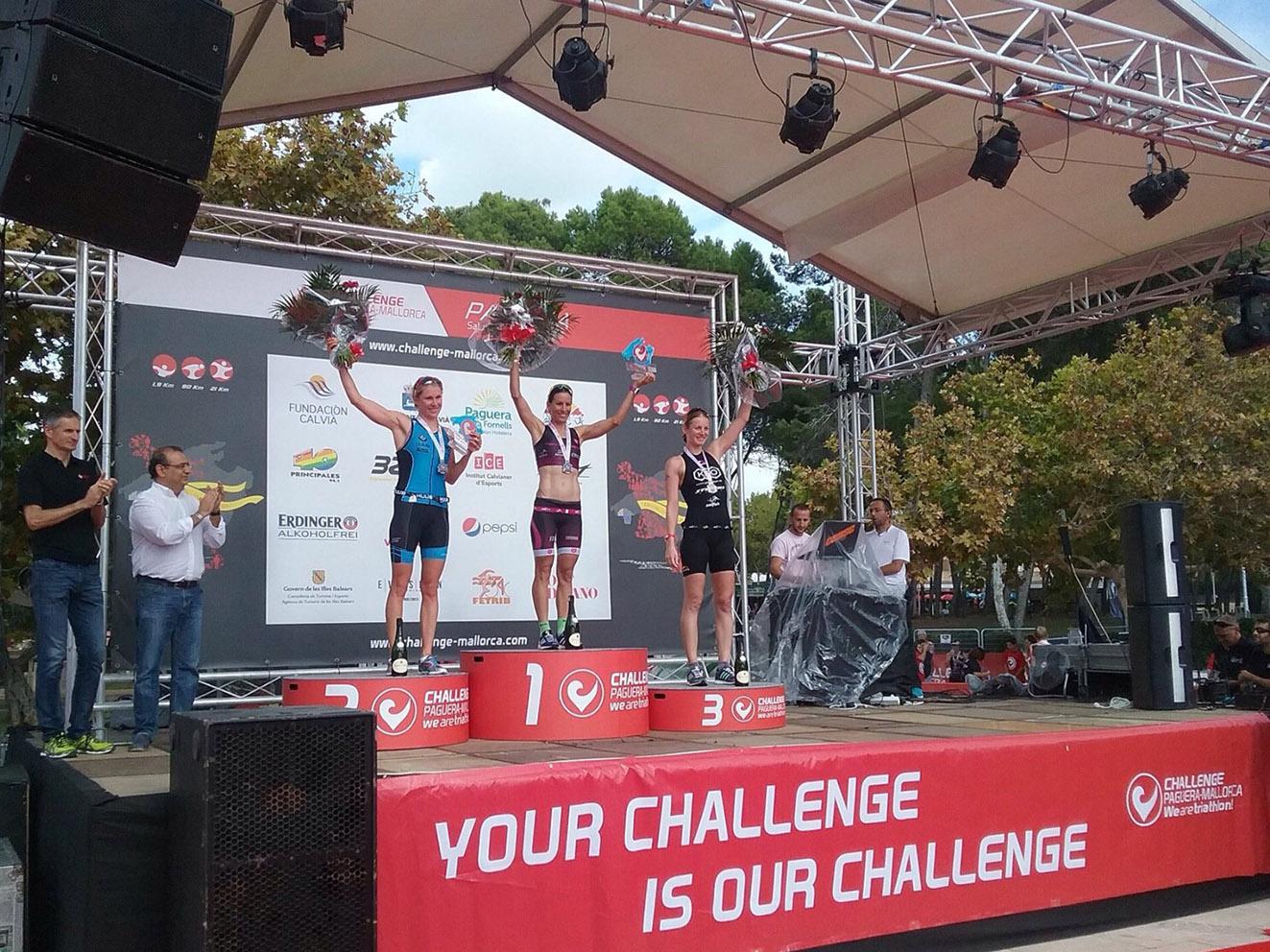 Challenge Mallorca, Paguera 2015 – Platz 3