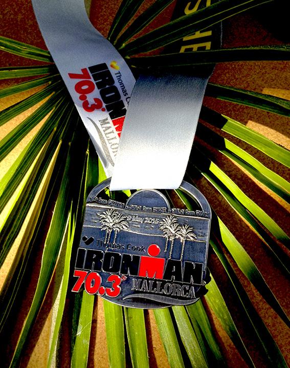 IRONMAN 70.3 Mallorca 2015 – Platz 7