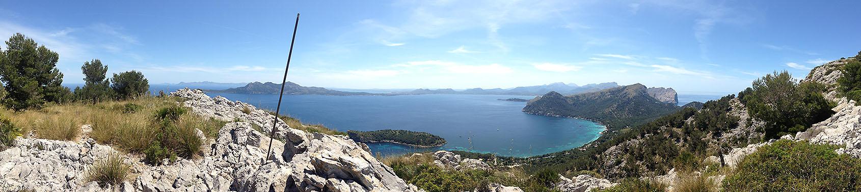IRONMAN 70.3 Mallorca 2015 – Wanderung Im Norden Der Insel