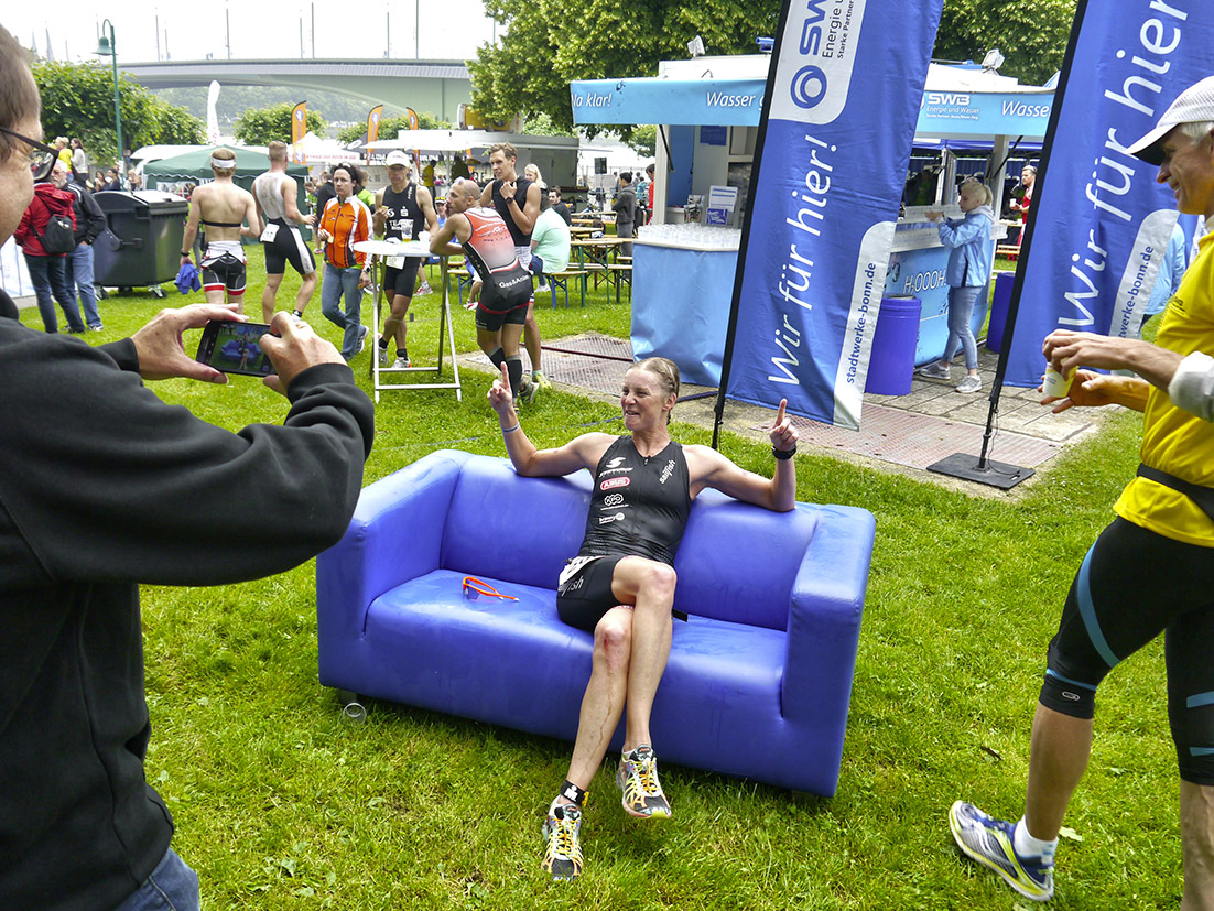 Sieg Beim Bonn Tri(Du)athlon 2016