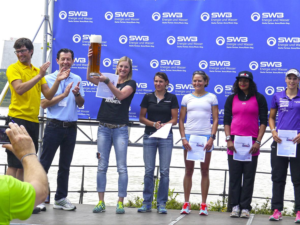 Siegerehrung Bonn Tri(Du)athlon 2016