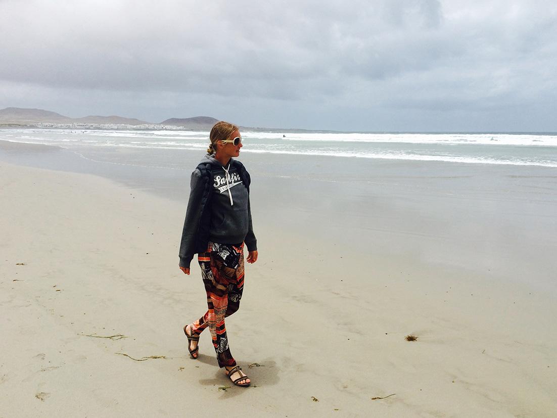 IRONMAN Lanzarote 2015 – Relaxen Am Famara Beach