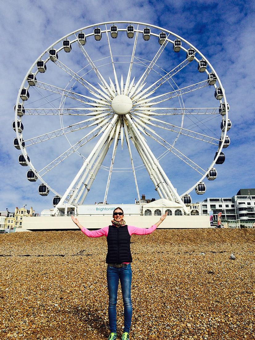 IRONMAN Wales 2015 – Ausflug Nach Brighton