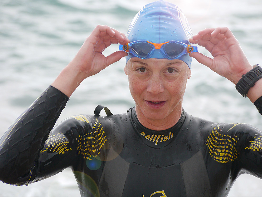 IRONMAN 70.3 Calella – Open-Water-Schwimmtraining