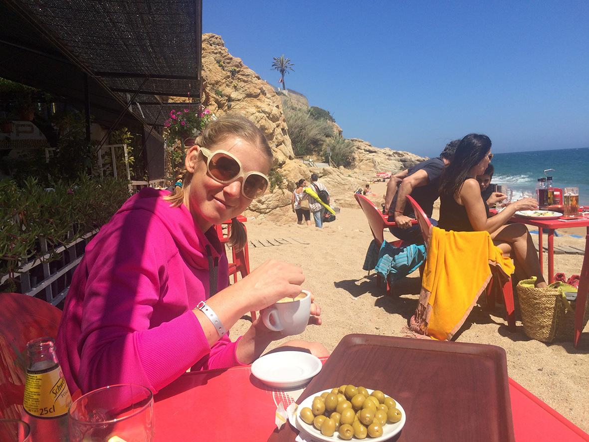 IRONMAN 70.3 Calella – Relaxen Am Strand