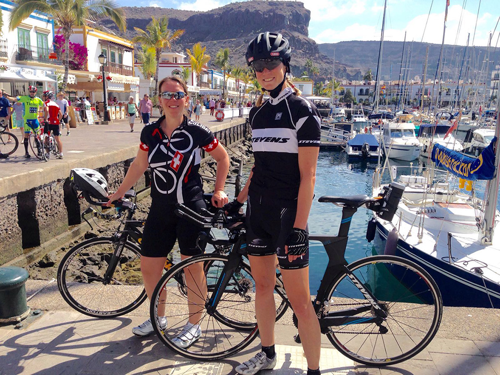 Trainingslager Gran Canaria 2016
