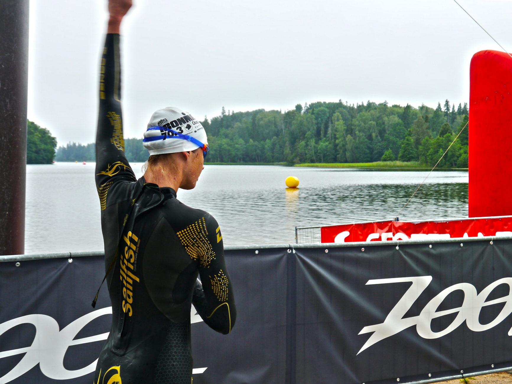 IRONMAN 70.3 Estonia 2016