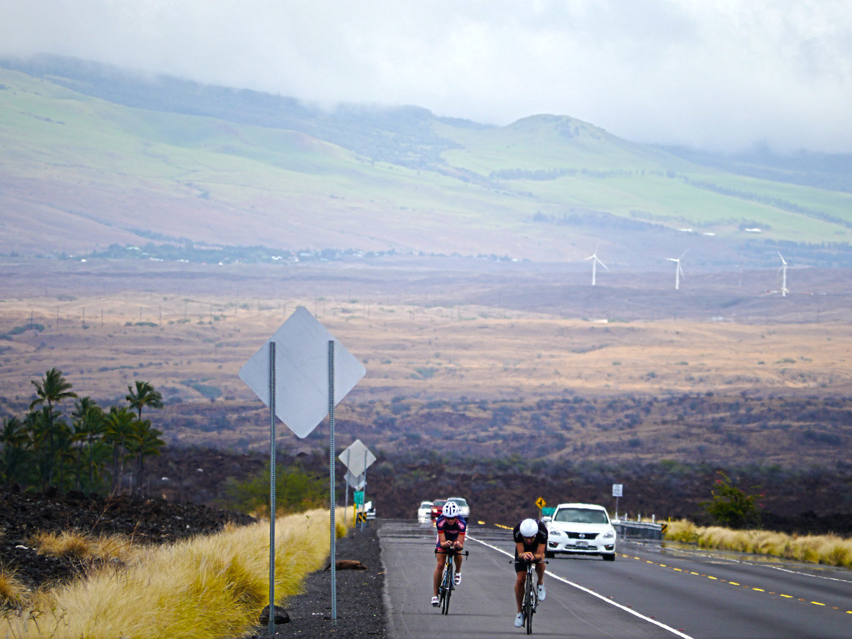 IRONMAN Hawaii 2016 – Training Auf Dem Highway