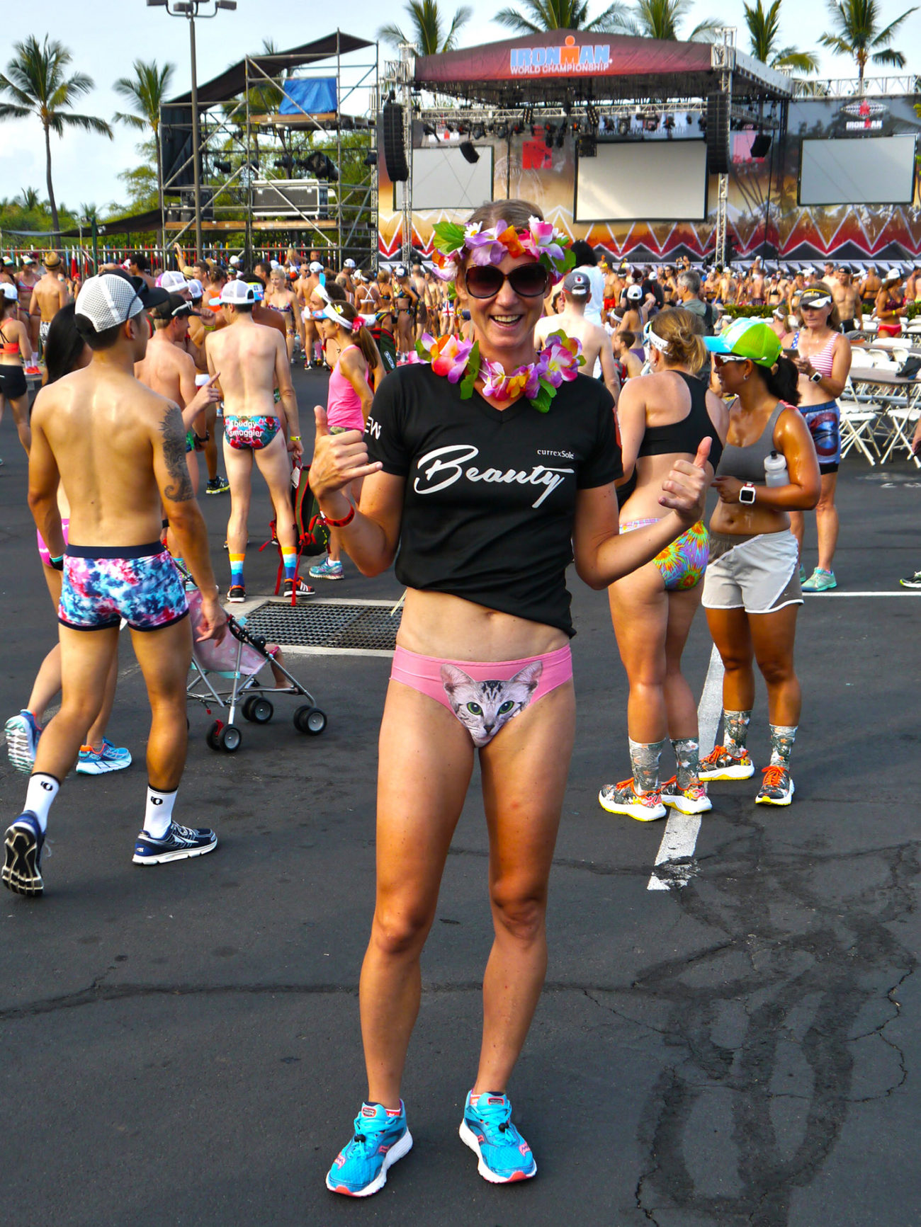 IRONMAN Hawaii 2016 – Underpantsrun
