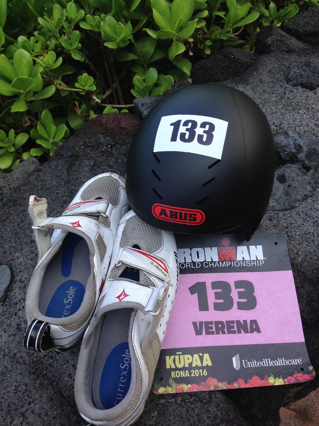 IRONMAN Hawaii 2016 – Startnummer 133