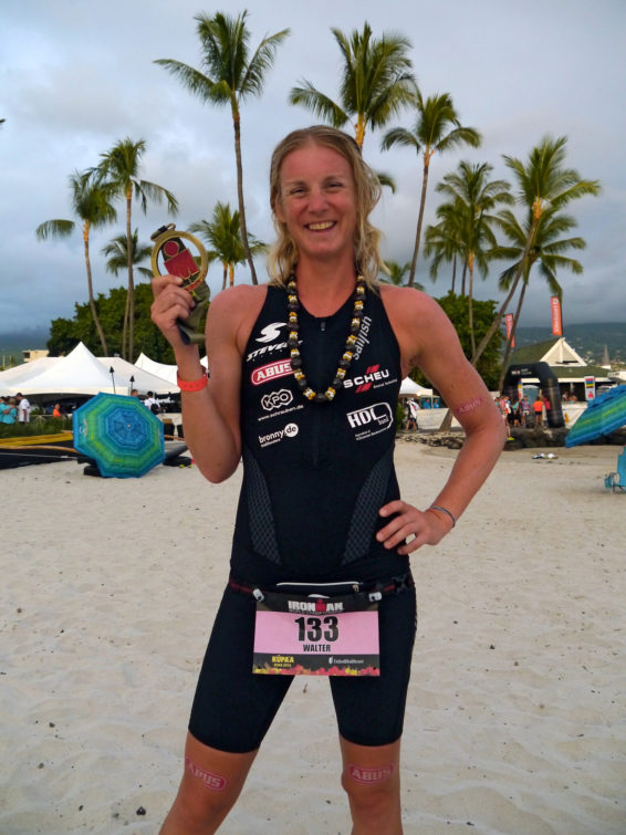 IRONMAN Hawaii 2016 – Happy Im Ziel Nach 10:01:01 Std.