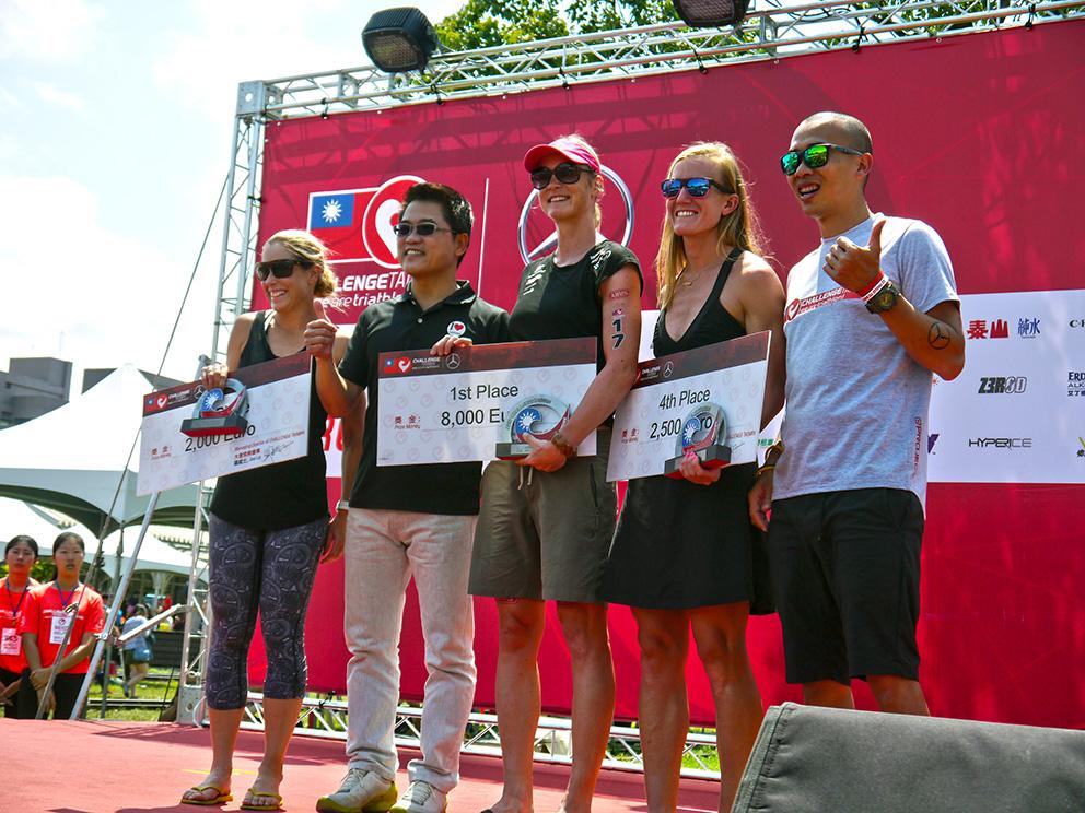 Challenge Taiwan Pro Women 2017