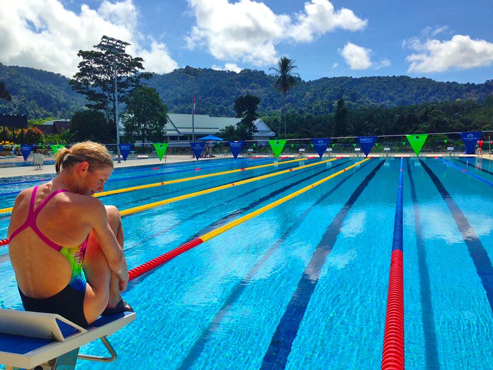 THAILAND-Swim
