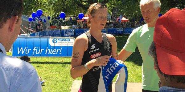 Bonn-Triathlon 2017 – Erfolgreiche Titelverteidigung