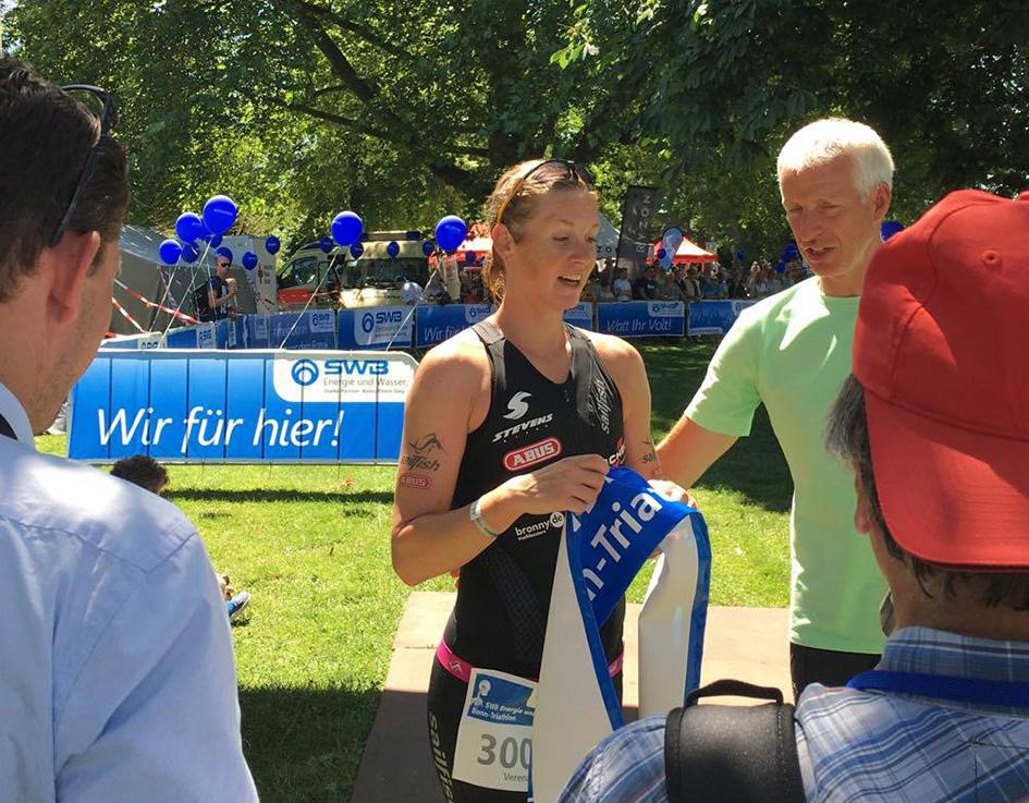 Sieg Beim Bonn-Triathlon 2017