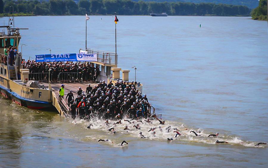 Bonn-Triathlon 2017