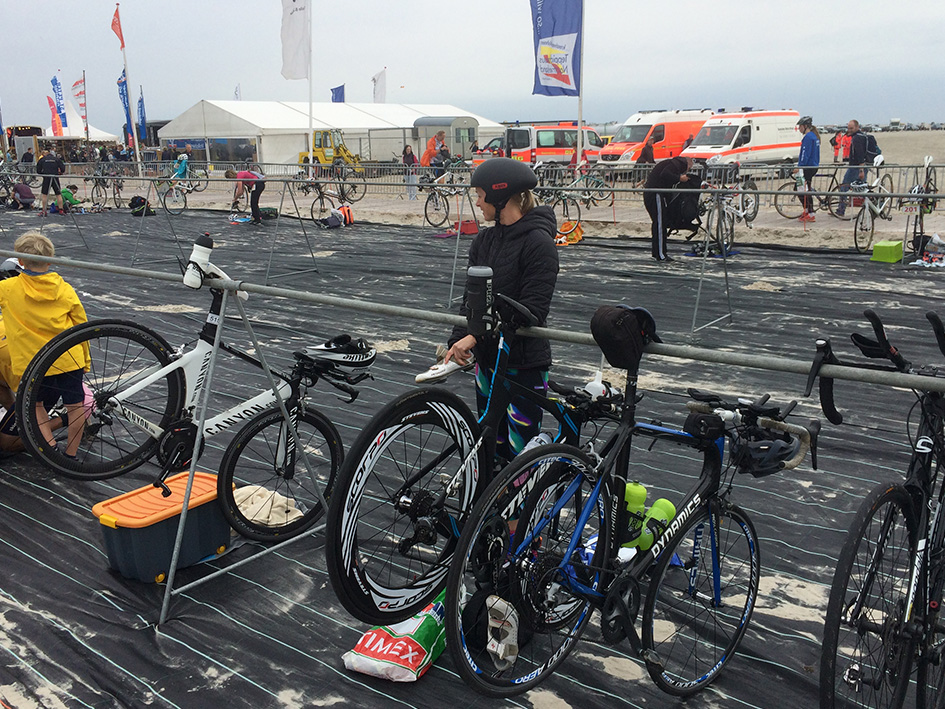"St. Peter Ording – Triathlon ""Gegen Den Wind"""