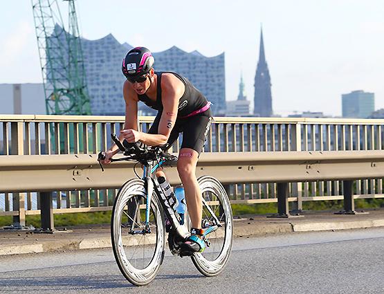 IRONMAN Hamburg 2017 – Schöne Radstrecke In 2 Runden A 90 Km In Richtung Süden