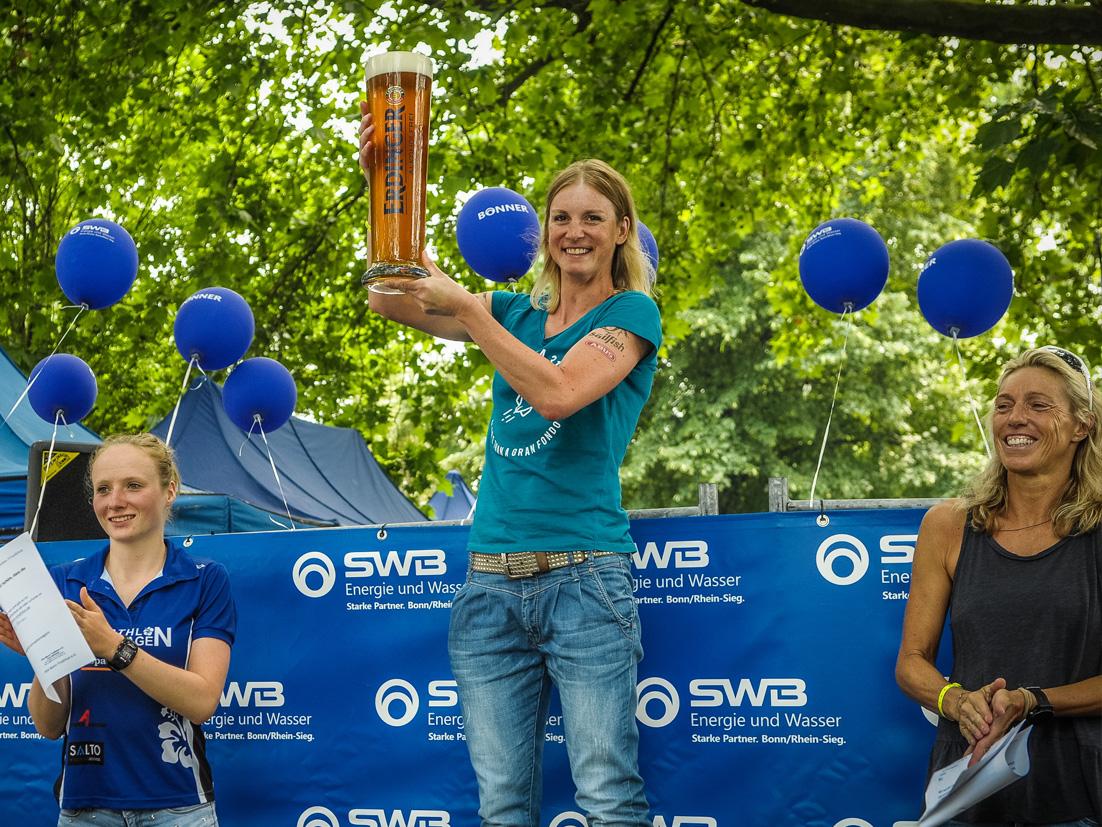 Bonn-Triathlon 2018 – Dritter Sieg In Folge (2016 / 2017 / 2018)