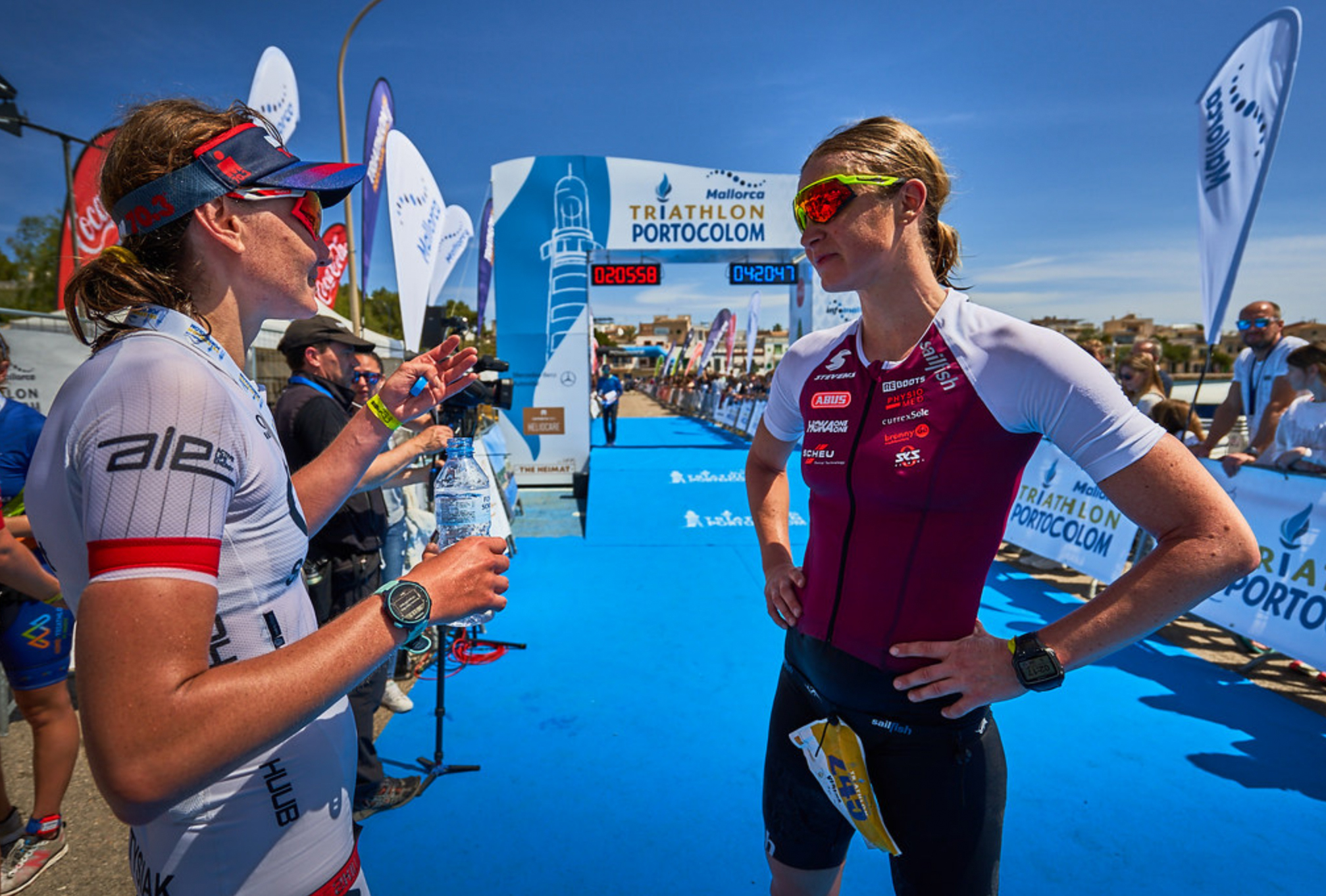 Portocolom International Triathlon (Bildrechte: Kumulusactiveworld)