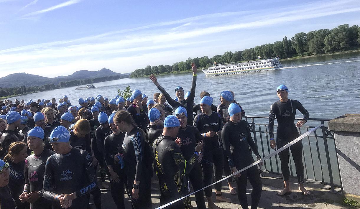 Bonn Triathlon 2019 1
