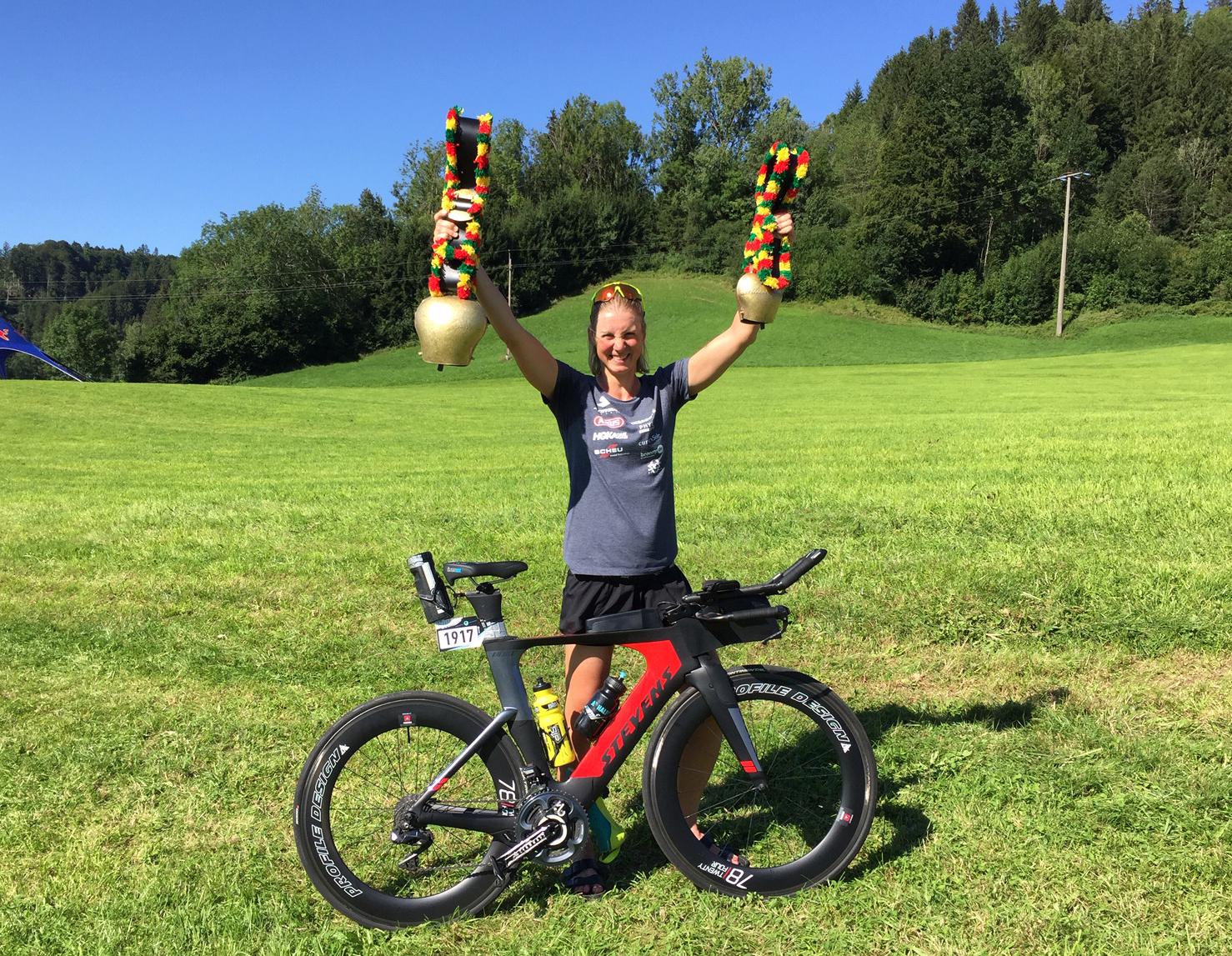 Allgäu-Triathlon 2019 – Sieg über Die Olympische Distanz