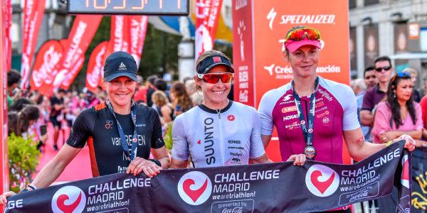 CHALLENGE Madrid – Platz 3 Nach Zwei Jahren Pause über Die Langdistanz