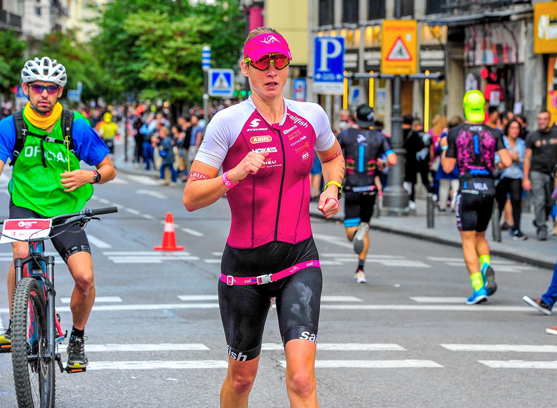 CHALLENGE Madrid 2019 – Auf Der Laufstrecke Direkt Im Zentrum Von Madrid