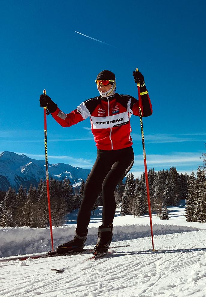 Skilanglauf In Leutasch