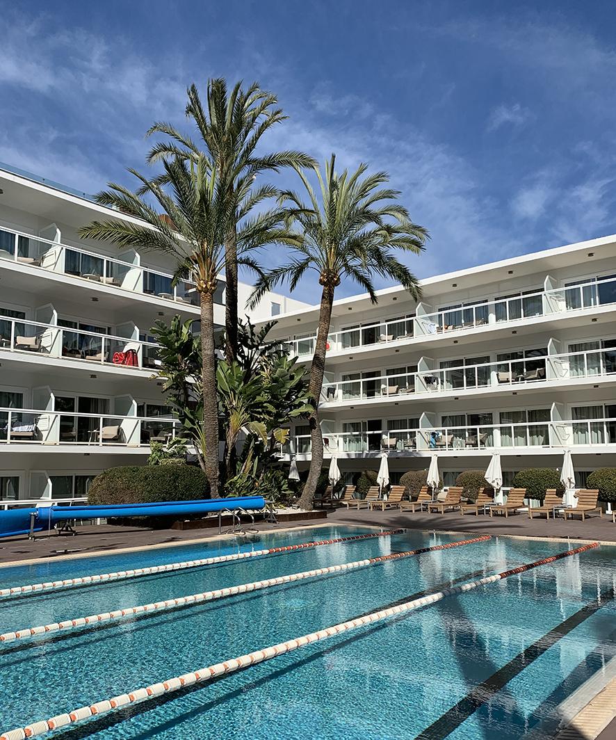 Trainingslager Mallorca Im Hotel Las Gaviotas