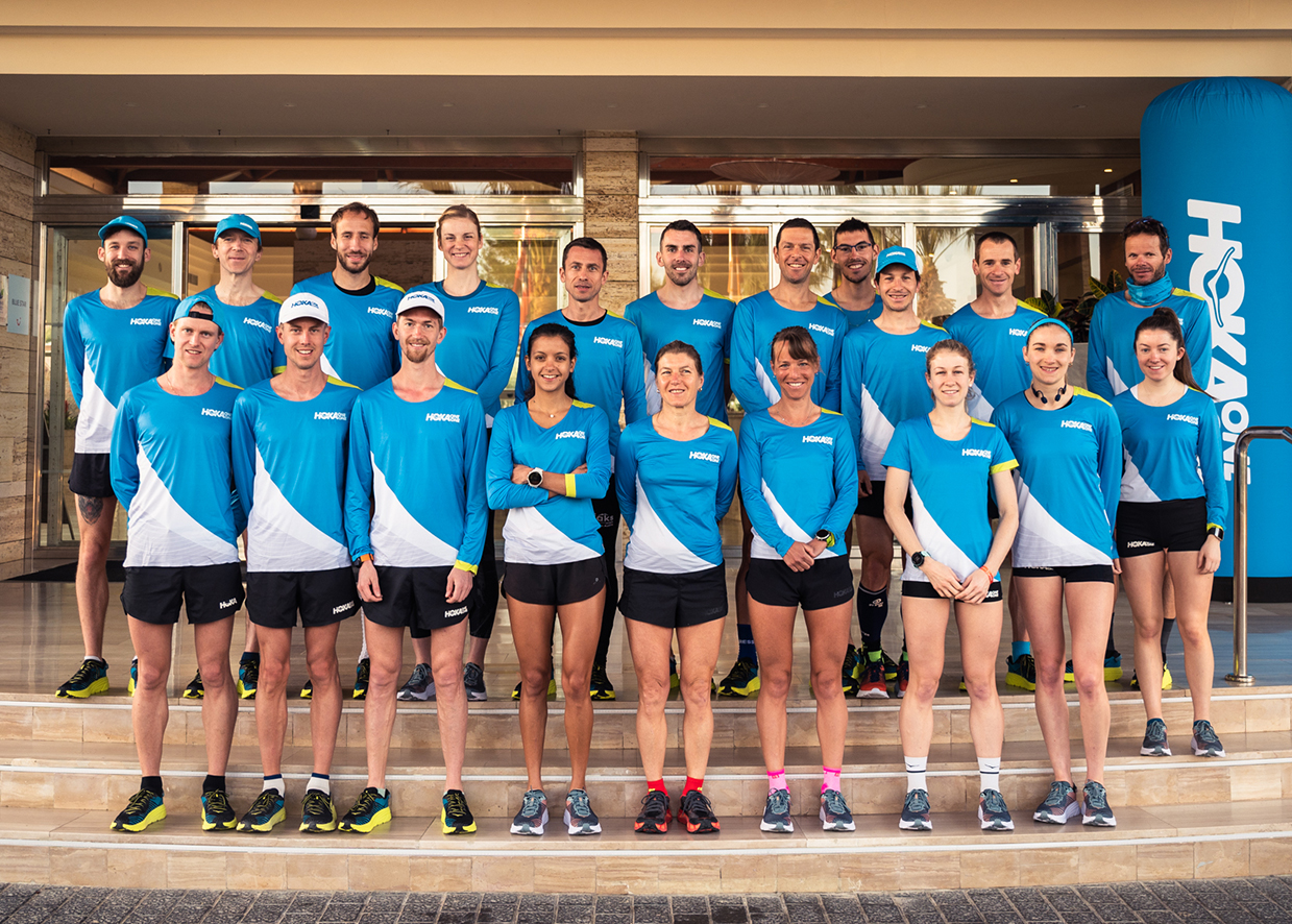 Trainingslager Mallorca Mit Dem HOKA ONE ONE Team