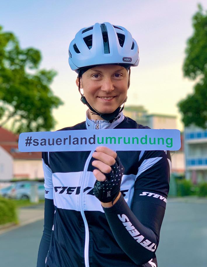 Sauerlandumrundung Mit Dem TT-Bike