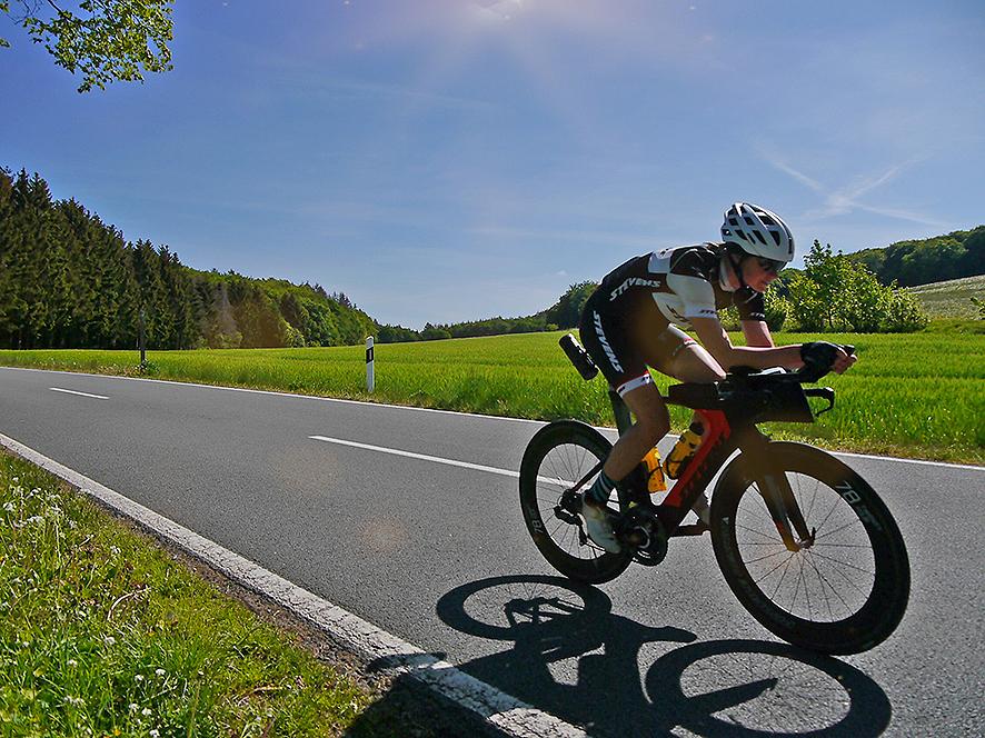 Sauerlandumrundung Mit Dem TT-Bike – Meistens Der Sonne Entgegen