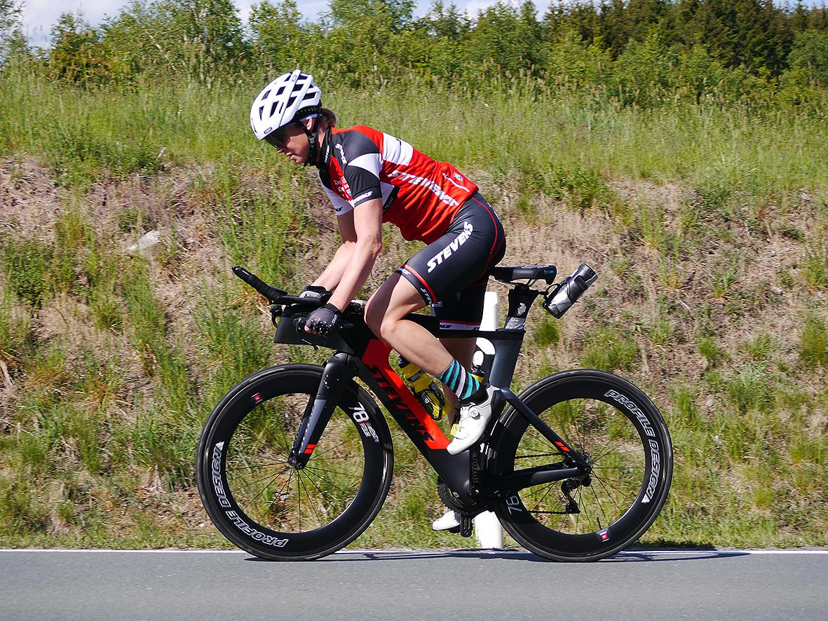 Sauerlandumrundung Mit Dem TT-Bike – Mit Dem Zeitfahrrad Deutlich Im Vorteil