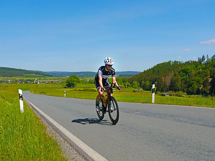 Sauerlandumrundung Mit Dem TT-Bike – Freie Straßen Am Vatertag