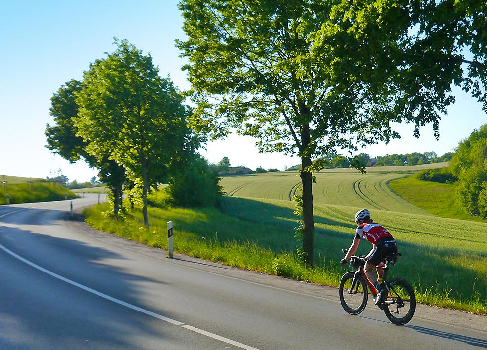 Sauerlandumrundung Mit Dem TT-Bike – Fast Geschafft!