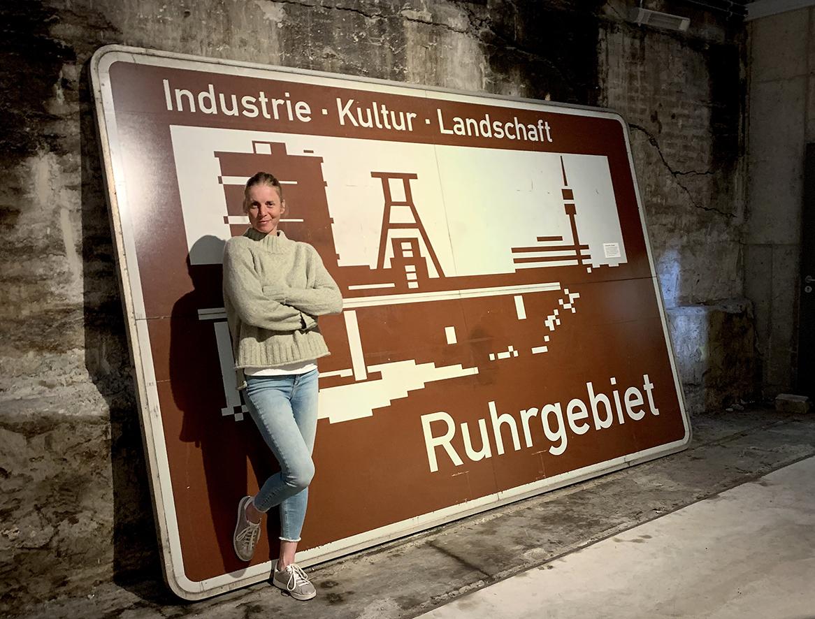 Laufabenteuer Ruhrtalradweg – Besichtigung Der Henrichshütte In Hattingen