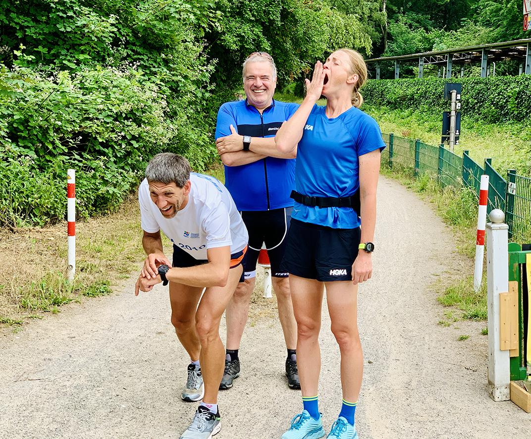 Laufabenteuer Ruhrtalradweg – Müssen Wir Etwa Schon Wieder Weiter?