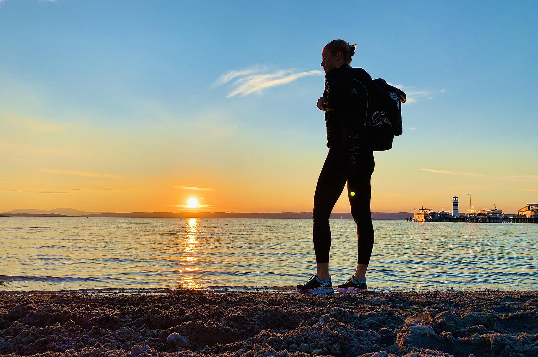 Austria-Triathlon Podersdorf – Die Ruhe Vor Dem Sturm