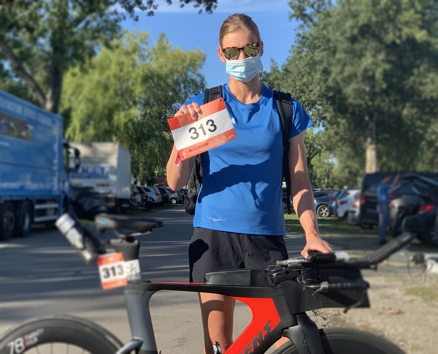 Austria-Triathlon Podersdorf – Lucky Number