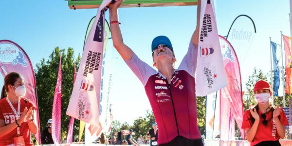 Austria-Triathlon Podersdorf – Sieg über Die Langdistanz