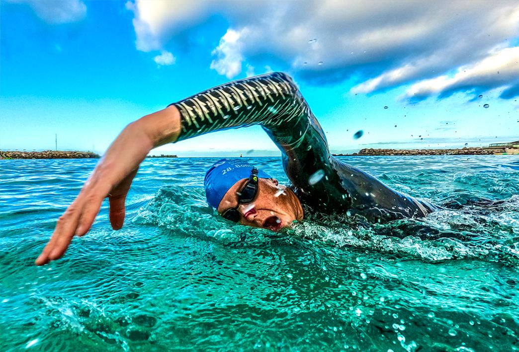 CHALLENGE GRAN CANARIA – Schwimmtraining