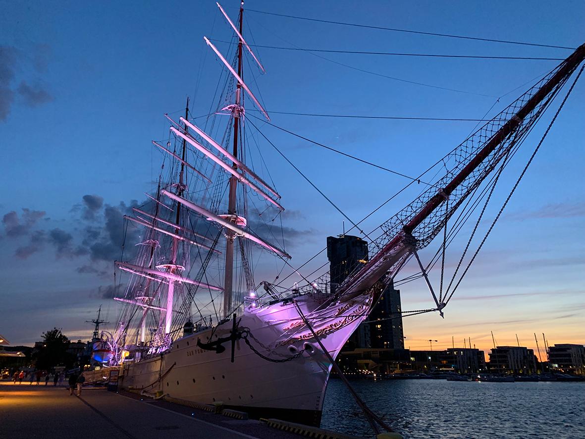 IRONMAN 70.3 Gdynia 2021